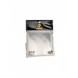 100 Premium Card-Sleeves